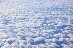 tło chmury Zdjęcia Stock