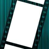 Tło Copyspace Znaczy Negatywnego film I puste miejsce Obrazy Royalty Free