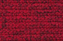 Tło - crochet Obraz Royalty Free