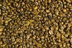 Tło czarna kawa Obraz Stock