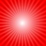 tło czerwieni zmierzch royalty ilustracja