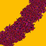tło dekoracyjny abstrakcyjne Zdjęcie Stock