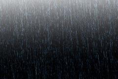 Tło deszcz Zdjęcie Royalty Free