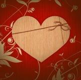 tło dnia st valentines Zdjęcia Royalty Free