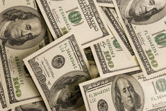 tło dolary obraz stock