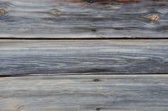 Tło, drewniane stare deski Fotografia Stock