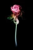 tło dym Zdjęcia Royalty Free