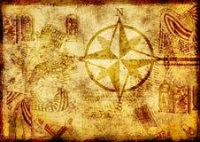 tło egipcjanin Obraz Royalty Free