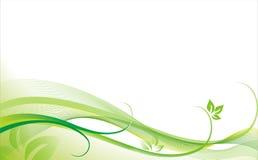 tło ekologiczny Obrazy Stock