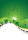 tło ekologiczny Zdjęcia Stock