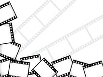 tło film Obraz Stock