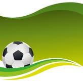 tło futbol Zdjęcie Royalty Free