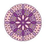tło geometrycznego abstrakcyjne geometryczny mandala Zdjęcie Stock