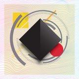 tło geometrycznego abstrakcyjne Wektorowy projekt pokrywa, broszurka lub ulotka, Fotografia Royalty Free