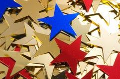 tło gwiazdy Obrazy Stock