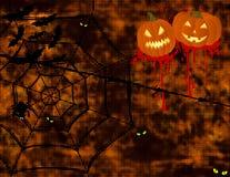 tło Halloween Zdjęcia Royalty Free