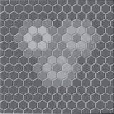 Tło jest honeycomb Zdjęcie Royalty Free