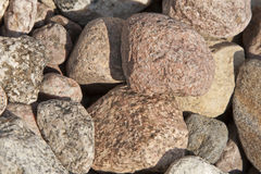 Tło kamienie Obraz Royalty Free