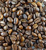 Tło kawa Fotografia Royalty Free