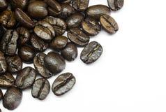 tło kawa target1436_0_ biel mój portfolio Obrazy Stock