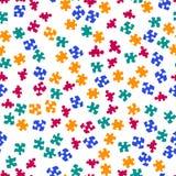tło kolor intryguje bezszwowego Zdjęcia Stock