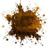 Tło, krew, ilustracja Obrazy Stock