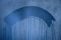 tło kropli wody Obraz Royalty Free