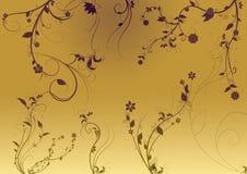 tło kwiecisty Obrazy Royalty Free
