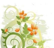 tło kwiecisty Obraz Royalty Free