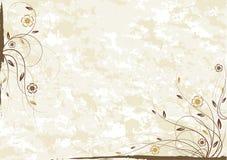 tło kwiecisty abstrakcyjne Obraz Stock
