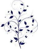 tło kwiecisty abstrakcyjne Fotografia Royalty Free