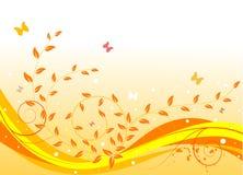 tło kwiecisty abstrakcyjne Zdjęcie Royalty Free