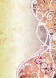 tło kwiecisty abstrakcyjne Zdjęcie Stock