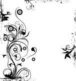 tło kwiecisty wektora Obrazy Royalty Free