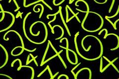 T?o liczby od zero, dziewi?? Liczy tekstur? 3d coloured waluty wysokiego ilustracyjnego wizerunku wielo- postanowienia symbole mn fotografia stock