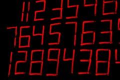 T?o liczby od zero, dziewi?? Liczy tekstur? 3d coloured waluty wysokiego ilustracyjnego wizerunku wielo- postanowienia symbole mn obraz royalty free