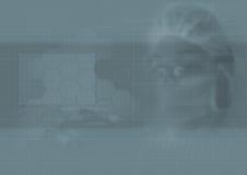 tło medyczny Fotografia Stock