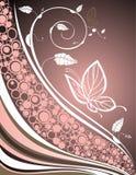tło motyle Zdjęcie Royalty Free