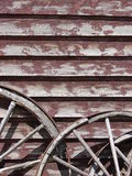 tło nieociosany drewna Fotografia Stock