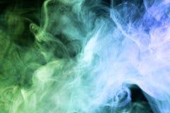 Tło od dymu vape Obraz Stock