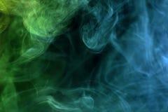 Tło od dymu vape Fotografia Stock