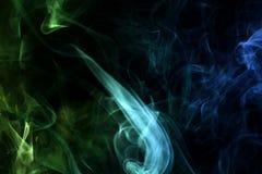 Tło od dymu vape Obrazy Stock