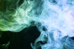 Tło od dymu vape Obrazy Royalty Free