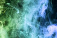 Tło od dymu vape Zdjęcie Stock