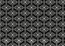 tło Oriental bezszwowy Obraz Royalty Free