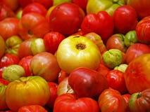 tło owoc Obrazy Stock