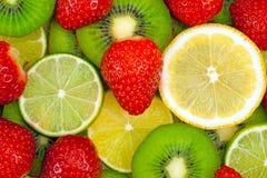 Tło owoc Zdjęcie Royalty Free