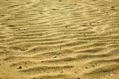 tło piasek Zdjęcia Royalty Free