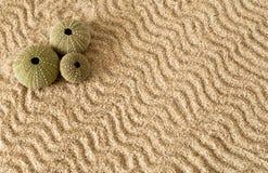 tło piasek Fotografia Stock