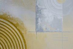 tło pomalowane abstrakcyjne Zdjęcia Royalty Free